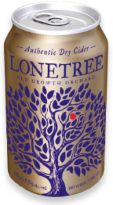 Lonetree Dry Cider