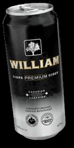 William Premium Cider