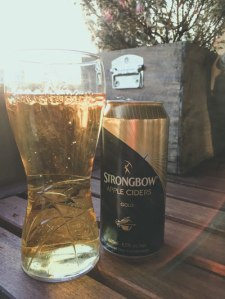 Gold Strongbow